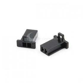 110型連接器-2P 2.80mm 公頭 黑色(20入)