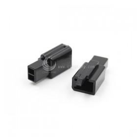 110型連接器-2P 2.80mm 母頭 黑色(20入)