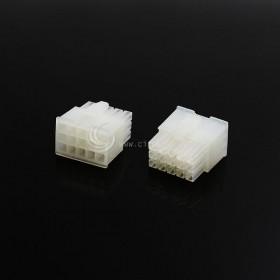 AMP 2.1-15P 公連接器 間距6.35 (20入)