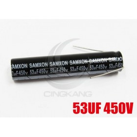 液晶電容 53UF 450V 10*50 (1顆入)