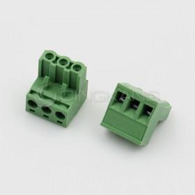 PCB5.08-3P 接線端子 母 (2入)