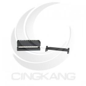 FC-20P 間距2.54mm  IDC壓線頭3件(50組)