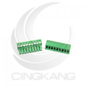 PCB 3.5-9P 端子台(母) 8A 300VAC (2入)