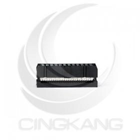FC-24P 間距2.54mm IDC壓線頭3件(5組)