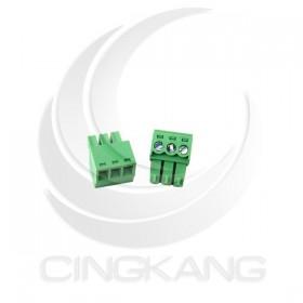 PCB 3.5-3P 端子台(母) 8A 300VAC (2入)