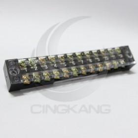 固定端子 TB-1512 15A600V/12P 間距10mm