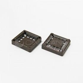 PLCC 44P 單排SMD腳座