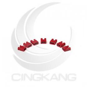 JMP 紅色 2.54mm (10PCS/入)