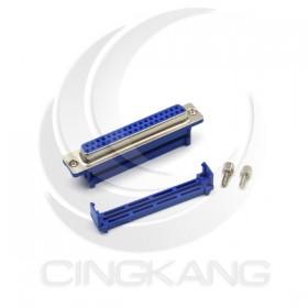 D型接頭 壓排式IDC-37P母 37P 附螺絲 (5個/入)