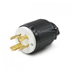 引掛式插頭 LK6434 4P 30A 480V