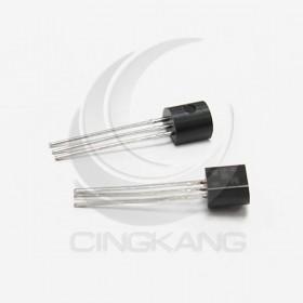 BC546(可取代BC548) (TO-92) 矽控電晶體 (2入)