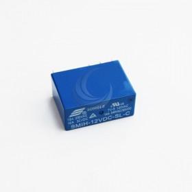 插板式繼電器 SMIH-12VDC-SL-C 16A30VDC 8PIN