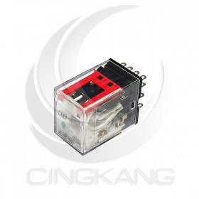 OMRON  MY4N-GS 24VDC 3A30VDC 14PIN 繼電器