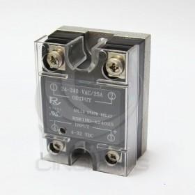SSR固態繼電器 DC to AC 25A240V A24025