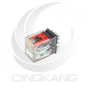 OMRON MY4N-D2 DC24(S) 5A30VDC 繼電器加二極體 14PIN