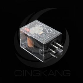 OMRON MKS2P 220VAC 10A 8P 插座式繼電器