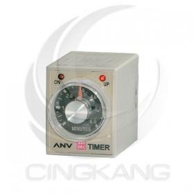 ANV 限時繼電器 AH3-3 60分 AC220V