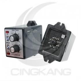 ANLY ATDV-NC(替代ATDV-N) 110/220VAC 雙調式計時器(多段)6S-60M