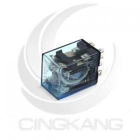 OMRON LY2N-J 110/120VAC  8PIN 12A240VAC 繼電器