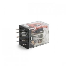 OMRON MY2N-GS 24VAC 5A30VDC 8PIN 繼電器