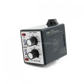 ANLY ATDV-NB 110/220VAC 雙調式計時器(多段)3S-30M