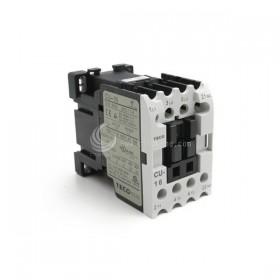 CU-16 東元電磁接觸器 3A1b 220V 50/60Hz NC