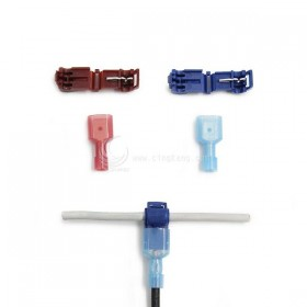 CT2藍色 1.5-2.5mm2 T型3向快速配線夾  (50組/包)