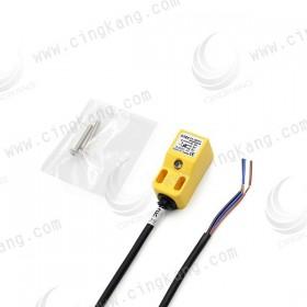 GTEK 方型近接18X18 PNP/NO/5mm 2米線