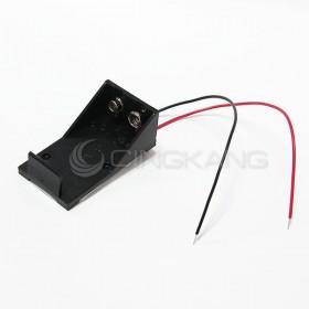 9V 電池盒(帶線)