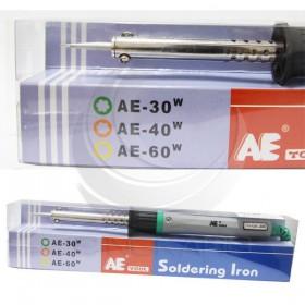 AE 膠柄特尖烙鐵 30W 110V