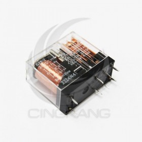 OMRON G2R-2 DC24V 5A30VDC 8PIN 繼電器