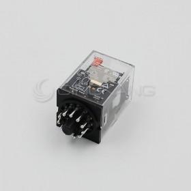 OMRON MKS3PN 繼電器11P 220VAC