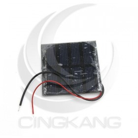 2v 150mA太陽能板54.5x54.5mm