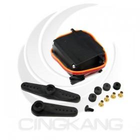 MG995 伺服馬達 棕:GND紅:4.8-6V橙:PWM輸入