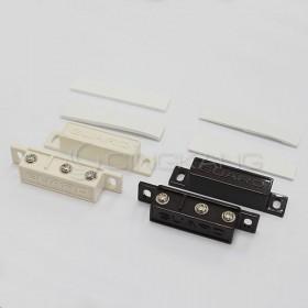 標準磁簧警報開關-附貼紙 NC+NO(米白色) 110V