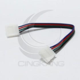 LED RGB免焊 快拆式 連接線
