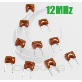 陶瓷晶振 12MHz(10入)
