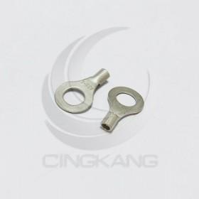 R型裸端子 R3.5-8 (14-12AWG) KSS(100入)