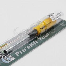 Pro'sKit 寶工 19400-M4.5 黃黑軟柄套筒起子