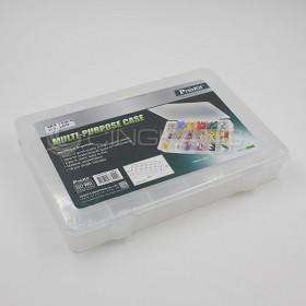 Pro'sKit 寶工 203-132I(03-109) 18格耐摔零件盒275mm*183mm*42mm