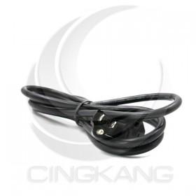 美規雙頭電源線16AWG/3C 2M (延長用)