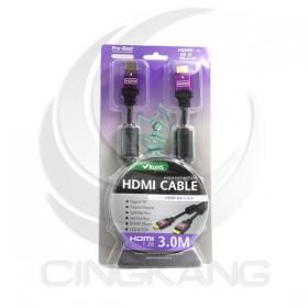 Pro-Best HDMI 公公 1.3版 3M(HDMI-AA-1.3-3)