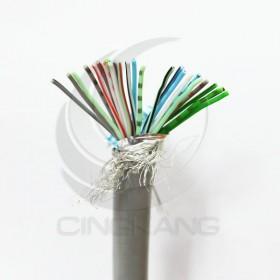 UL2464 雙隔離電纜 26AWG*25C  1米