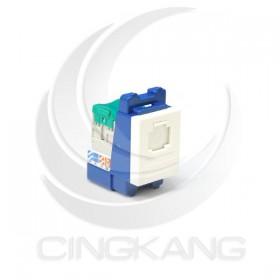 Panasonic 星光NRF 3160W 埋入式網路資訊插座CAT-5 白色