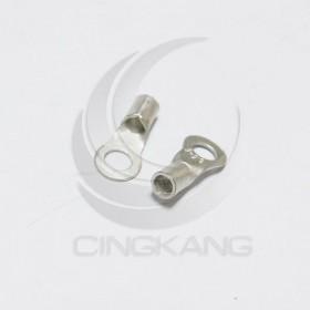 R型裸端子 R5.5-5 (12-10AWG) KSS(100入)