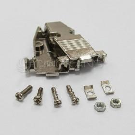 金屬殼 9P (含螺絲)
