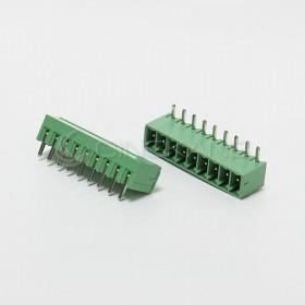 3.5mm 9P 端子台母座