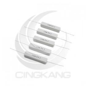 陶瓷水泥電阻 臥式 10W 5K (5PCS/包)