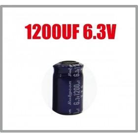 固態電容 1200UF 6.3V 8*11.5 (5顆入)