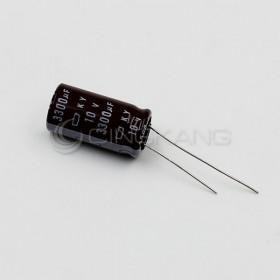 黑金剛電容 3300UF 10V KY 12.5*25 (10顆入)